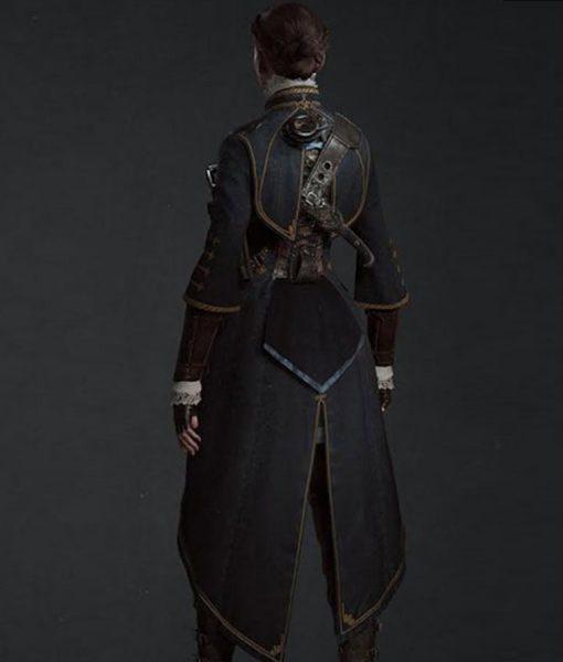 The Order 1889 Isabeau D'Argyll coat