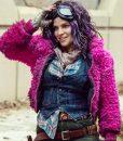 The Walking Dead Juanita Sanchez (Princess) Bomber Jacket