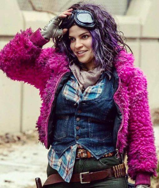The Walking Dead S10 Juanita Sanchez (Princess) Jacket