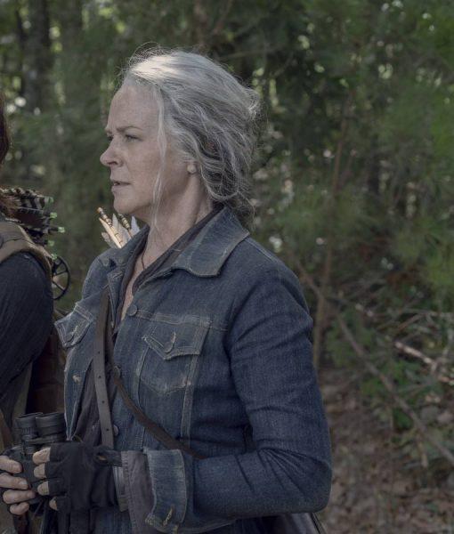 The Walking Dead Season 10 Melissa McBride Carol Jacket