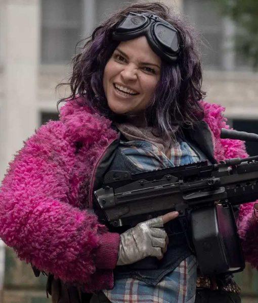 The Walking Dead Season 10 Juanita Sanchez (Princess) Bomber Jacket
