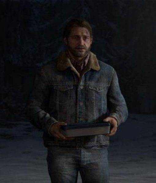 The Last Of Us Part II Tommy Jacket