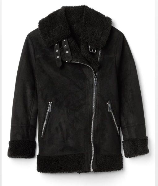Upload Nora Antony Leather Jacket