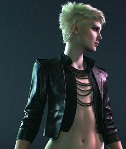 Vampire The Masquerade Bloodlines 2 Toreador Leather Jacket