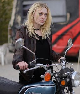Viena And The Fantomes Leather Jacket
