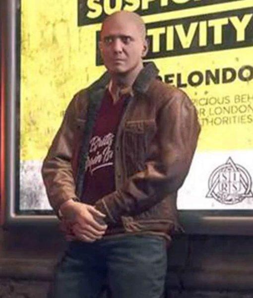 Ian Robshaw Watch Dogs Legion Jacket