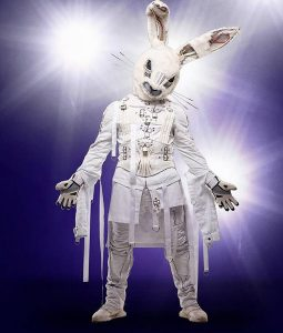 Joey FatoneThe Masked Singer Rabbit Jacket