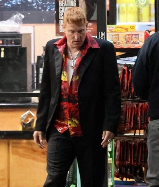 Woody Harrelson Venom 2 Cletus Kasady Blazer