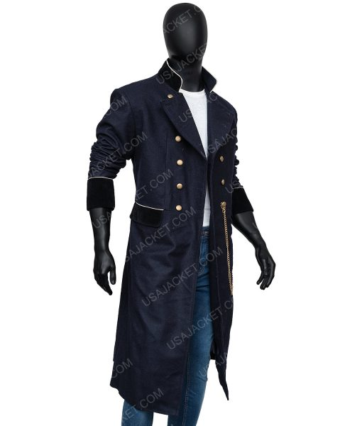 NOS4A2 Trench Coat