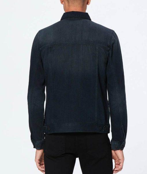 Dylan Minnette 13 Reasons Why S04 Clay Jensen Blue Denim Jacket