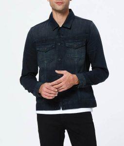 13 Reasons Why S04 Clay Jensen Blue Denim Jacket