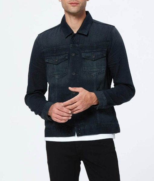 13 Reasons Why S04 Clay Jensen Denim Jacket