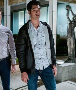 13 Reasons Why S04 Zach Dempsey Bomber Jacket
