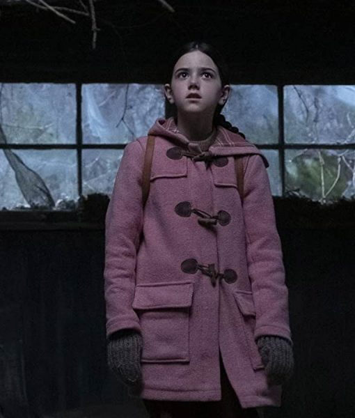 Abby Ryder Fortson Tales From The Loop Young Girl Coat