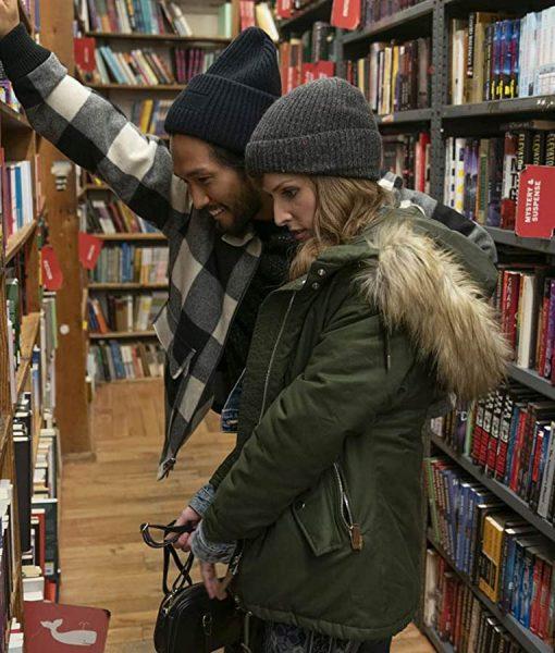 Anna Kendrick Love Life Darby Parka
