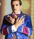 Antonio Sanint Chichipatos Juan Morales 'Juanquini' Blue Tailcoat