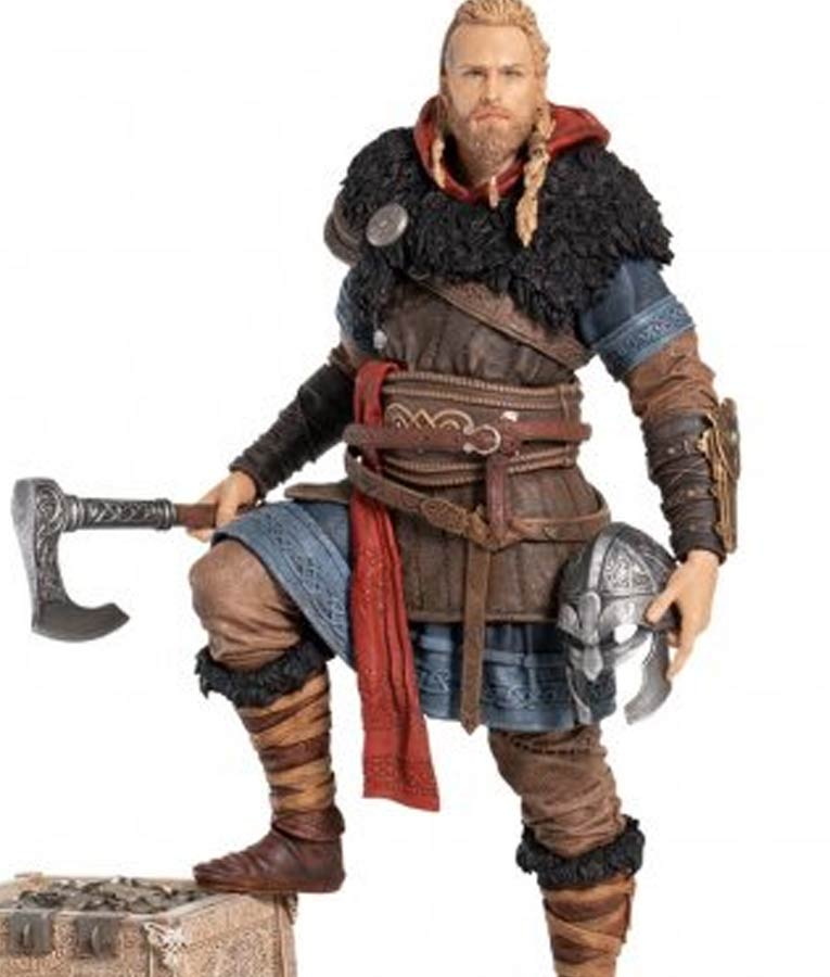 Assassin S Creed Valhalla Eivor Coat With Fur Collar