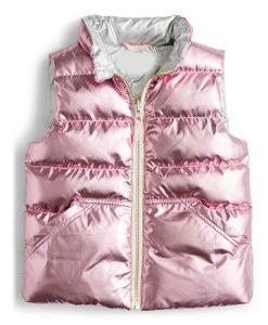 Mallory James Baker Bunkd Destiny Pink Puffer Vest