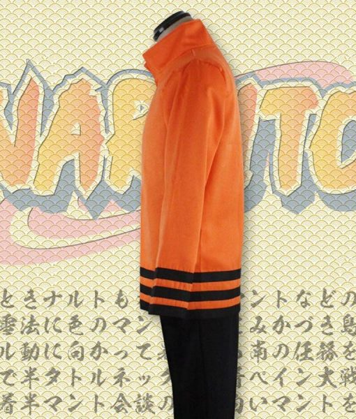 Naruto Uzumaki 7th Hokage Jacket