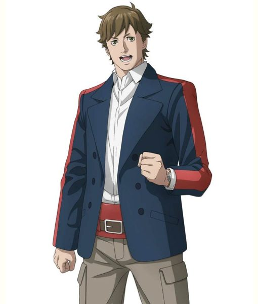 Case File No 221 kabukicho John H. Watson Coat