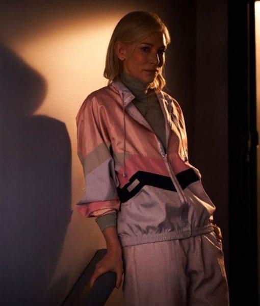 Cate Blanchett Stateless Bomber Jacket