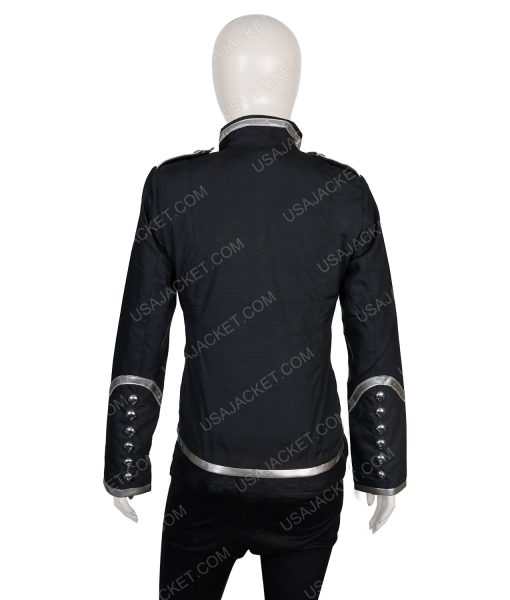 Clearance Sale Black Parade Female Cotton Jacket Small Size