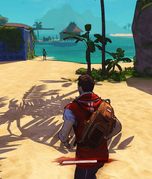 Dead Island 2 Cliff Calo Red Vest