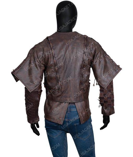 Cursed Devon Terrell Brown Jacket