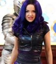 Descendants 3 Mal Leather Jacket