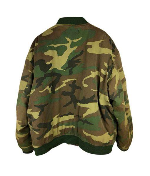 Toosie Slide Song Drake Military Jacket