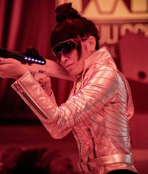 Emmie Nagata The Flash Season 06 Dr. Light Jacket