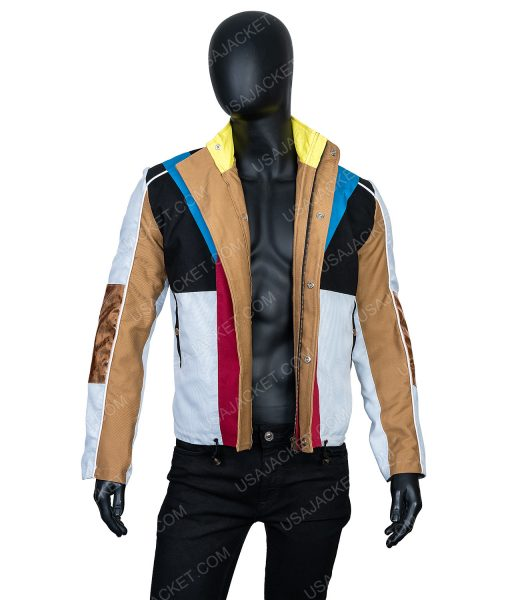 Eurovision Song Contest The Story Of Fire Saga Lars Erickssong Jacket