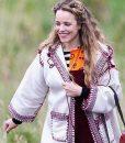 Eurovision Song Contest The Story Of Fire Saga Sigrit Ericksdottir White Coat
