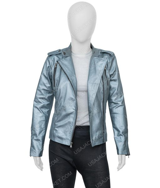 Eurovision Song Contest The Story Of Fire Sigrit Ericksdottir Silver Jacket