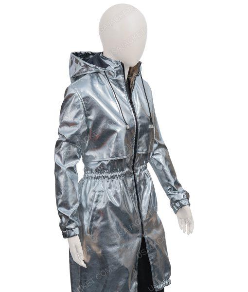 Feel The Beat April Hooded Coat