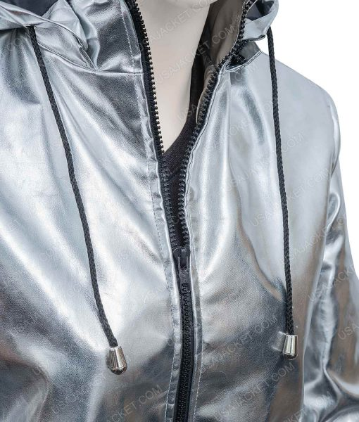 Feel The Beat Hooded Coat