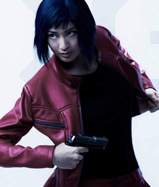Ghost In The Shell Arise Major Jacket