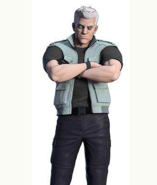 Ghost In The Shell Sac_2045 Batou Vest