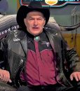 The Last Drive In Joe Bob Briggs Fringe Jacket