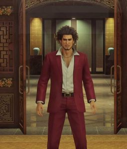 Yakuza Like a Dragon Suit