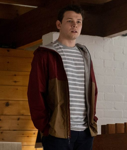 Killing Eve Season 03 Sean Delaney Jacket With Hood
