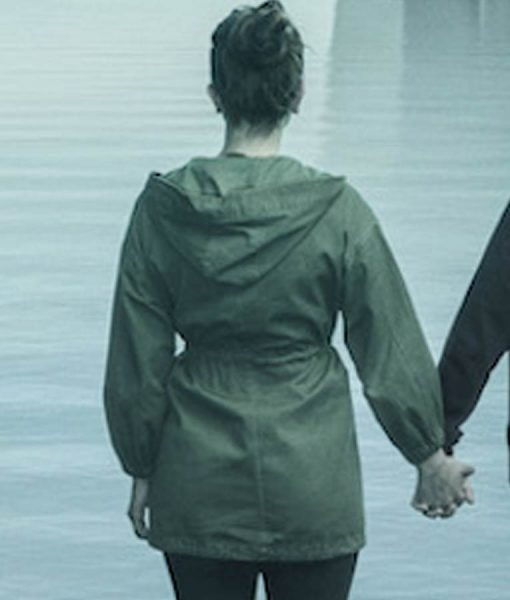 Curon Anna Ferzetti Jacket With Hoodie