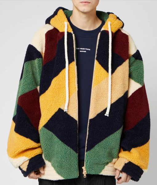 Life Is Good Future Sherpa Jacket With Hood