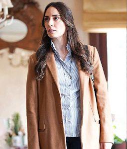 Melisa SözenAlef Yasar Trench Coat