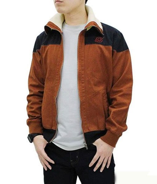 Cospa Blouson Naruto bomber Jacket