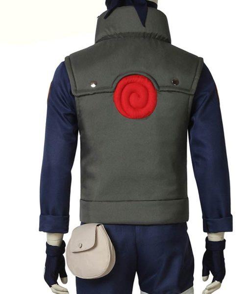 Naruto Kakashi Hatake Cotton Vest