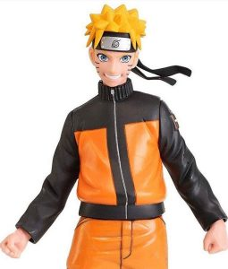 Naruto Leather Jacket