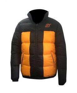 Naruto Shippuden Uzumaki Naruto Puffer Jacket