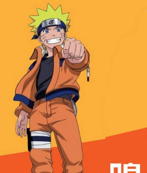 Naruto Cospa Jacket