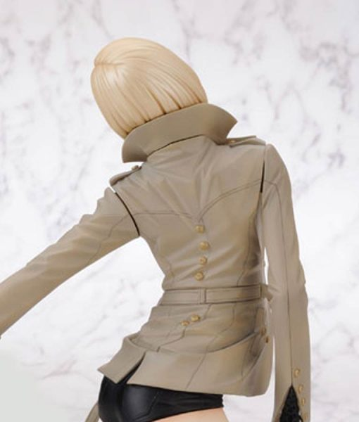 No More Heroes Sylvia Christel Trench Coat